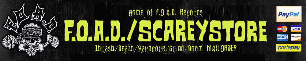 FOAD Records / Scareystore